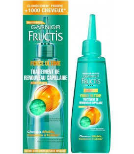Garnier Fructis Force Ultime Sérum Cheveux Fragilisés X2