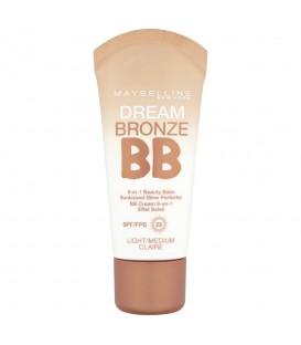 Gemey-Maybelline - Dream Bronze BB Cream - BB crème liquide - claire 8 en 1