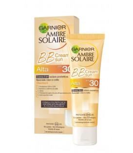 Garnier Ambre Solaire Protective BB Sun Cream 50ml SPF30