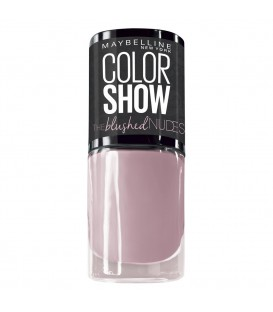 Vernis à Ongles Maybelline Color Show Blushed Nudes n°447 Dusty Rose