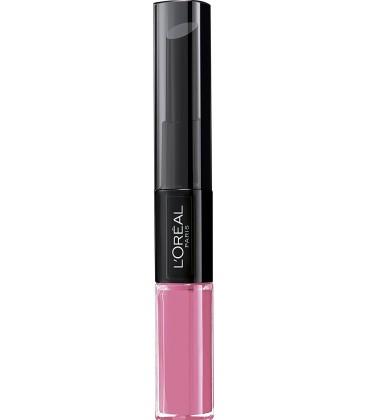 L'Oréal Make Up Designer Paris Infaillible Rouge à Lèvres Longue Tenue 122 Frozen Pink