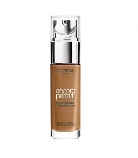 L'Oréal Accord Parfait Fond de Teint Fluide Unifiant 8.D Cappuccino Doré