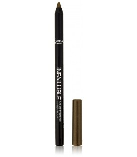 L'Oréa Infaillible Gel Crayon Yeux Waterproof 08 Rest In Kaki