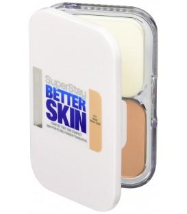 MAYBELLINE - Poudre Super Stay Better Skin Fond de Teint 21 Beige Doré