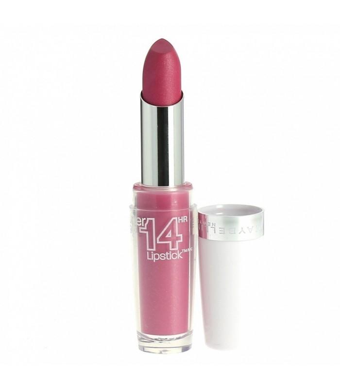 rouge l vre gemey maybelline superstay 14h n 150 on and on pink. Black Bedroom Furniture Sets. Home Design Ideas