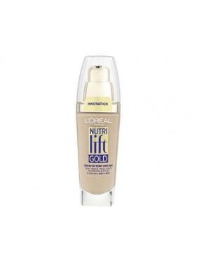 Fond de Teint Liquide L'OREAL Nutri Lift Gold n°160 Beige Rosé