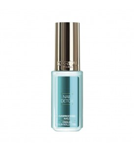 Vernis soin Color Riche L'Oréal Manicure Xtreme Nail Detox Transparent