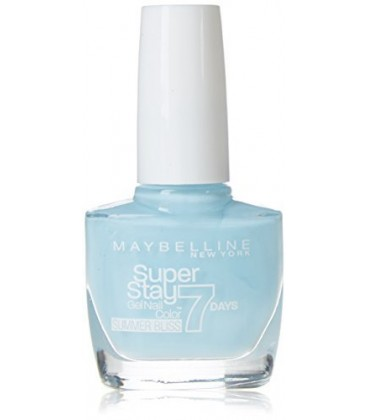 Maybelline SuperStay 7 Days Gel 874 Sea Sky Nail Polish 10ml by Maybelline