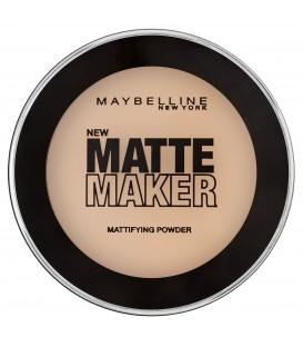 Maybelline Matte Maker Mattifying Powder Compact-20 Nude Beige