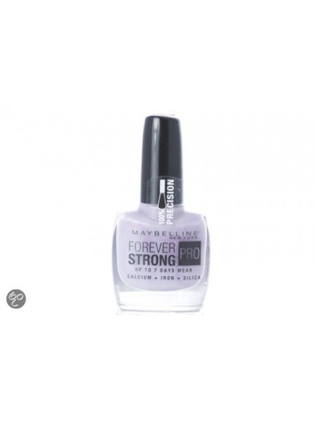 Vernis à Ongles Gemey Maybelline Forever Strong n°240 LILA CHARME