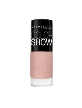 Vernis à Ongles Gemey Maybelline Color Show n°46 SUGAR CRYSTALS
