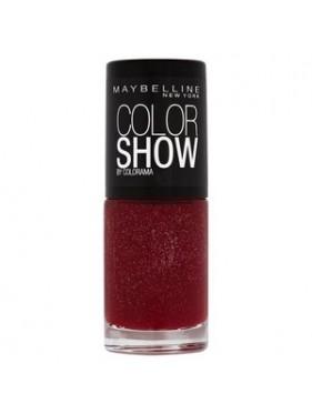 Vernis à Ongles Gemey Maybelline Color Show n°265 WINE SHIMMER