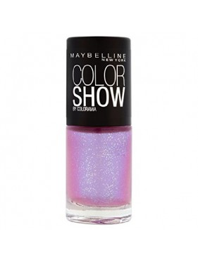 Vernis à Ongles Gemey Maybelline Color Show n°3 TUTTI FRUITY