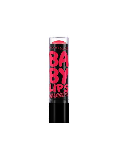 Baby Lips Electro Strike A Rose GEMEY MAYBELLINE