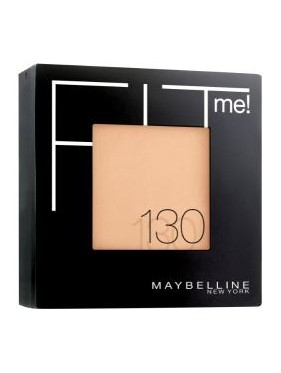 Poudre Compacte GEMEY MAYBELLINE Fit Me n°130 Buff Beige