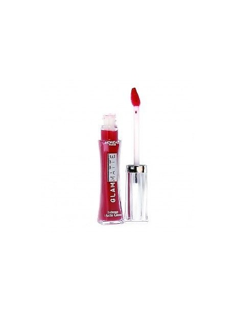 L'OREAL gloss Glam Matte n°510 Cherry Crop