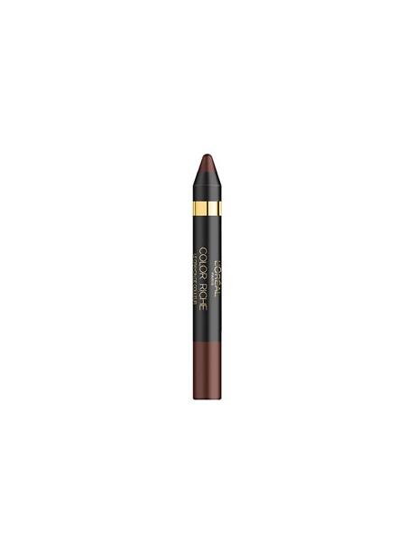 Ombre a Paupière L'Oréal Color Riche Le Crayon de Couleur n°02 Enigmatic Brown