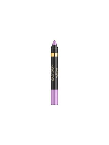 Ombre a Paupière L'Oréal Color Riche Le Crayon de Couleur n°11 Lovely Lilas