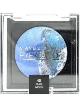 Ombre à Paupière GEMEY MAYBELLINE Eyestudio Color Cosmos n°40 BLUE MOON