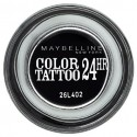 Ombre à Paupière GEMEY MAYBELLINE Color Tatoo n°60 TIMELESS BLACK