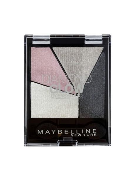 Ombre à Paupière GEMEY MAYBELLINE Diamond Glow By Eyestudio n°04 Grey Pink Drama