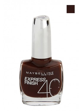 Vernis à Ongles Gemey Maybelline Express Finish n°760 Marron Glacé