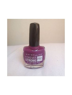 Vernis à Ongles Gemey Maybelline Forever Strong n°275 Social Berry
