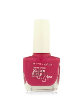 Vernis à Ongles Gemey Maybelline SuperStay 7 jours n°155 Bubble Gum